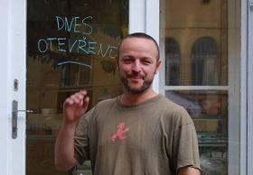 Gaël Dandelot, photo: Anne-Claire Veluire