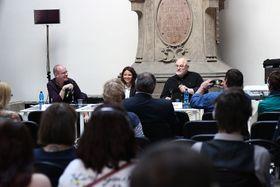 Patrick Declerck, photo:© Helena Hrstková / Host