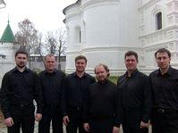Хор Свято-Троицкого Ипатьевского монастыря в Костроме