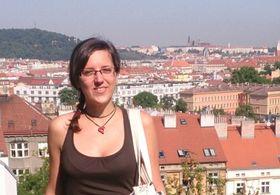 Alžběta Ruschková, photo: Archives d'Alžběta Ruschková