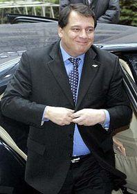 Premierminister Jiri Paroubek (Foto: CTK)