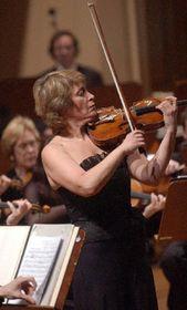 La violinista rusa, Nana Jasvili, foto: CTK