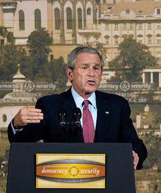 Presidente estadounidense, George W. Bush (Foto: CTK)
