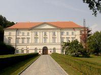 Das Schloss in Boskovice, foto: Lasy, CC BY 3.0 Unported