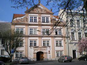 Rathaus in Planá (Foto: HonzaXJ)