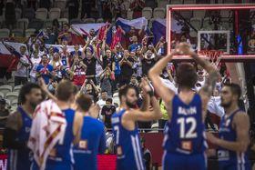 Tchéquie - Turquie, photo: ČTK/PR/ČBF/Václav Mudra