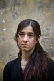 Nadia Murad, photo: ČTK