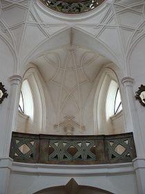 L'église Saint-Jean-Népomucène à Zelená Hora, photo: JiriMatejicek, CC BY-SA 3.0 Unported