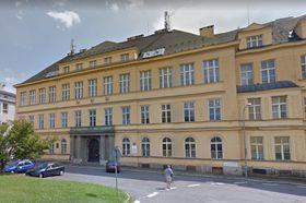Schule für Angewandte Kunst in Jablones nad Nisou (Foto: GoogleMaps)