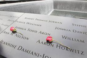 Monumento a las víctimas de los atentados terroristas contra el World Trade Center de Nueva York, Estados Unidos, foto: ČTK