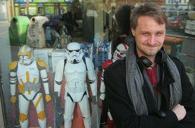 Petr Harmáček, photo: Dominik Jůn