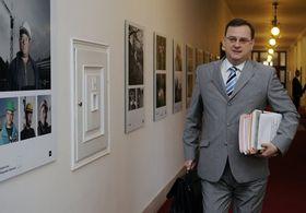 Petr Nečas, photo: CTK