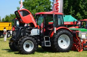 Tractor Zetor, photo: Silar, CC BY-SA 4.0