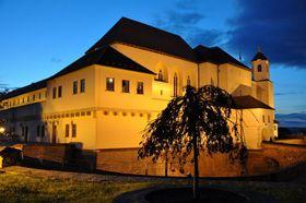 El castillo de Špilberk, foto: Jakub Hritz, ČRo