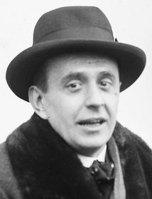 Jan Masaryk, photo: United States Library of Congress, Free Domain