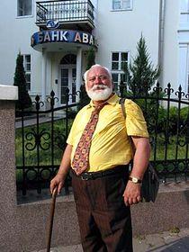 Andrej Demeter, foto: Autorka