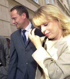 Cyril Svoboda y Hana Marvanová, foto: CTK