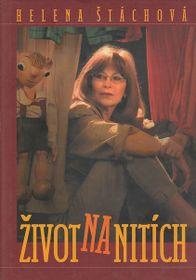 "Autobiographie ""Leben an Fäden"" (Foto: Verlag Tvarohová - Kolář)"