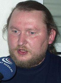 Martin Mazuch, foto: Autor