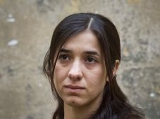 Nadia Murad, photo: ČTK
