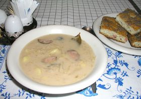 Sauerkraut soup, photo: archive of Radio Prague