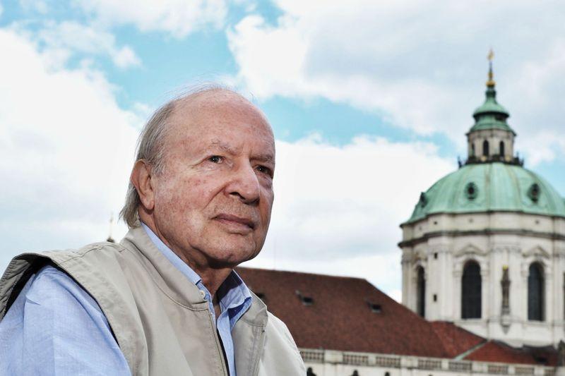 Ivan Passer, photo: Tomáš Vodňanský, ČRo