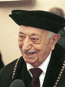 Simon Wiesenthal, foto: ČTK