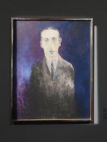 Josef Šíma, 'Le portrait de René Daumal', 1929, photo: Anna Kubišta