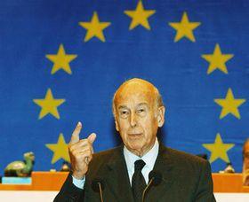 Valéry Giscard d´Estaing, photo: CTK