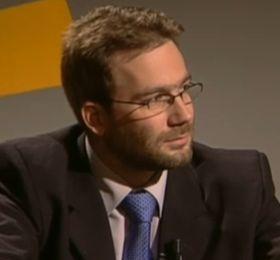 Ondřej Matějka, photo: Czech Television