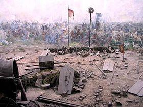 Batalla de Lipany (Foto: autor)