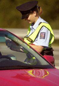 Контроль водителей в рамках дорожной акции «Криштоф» (Фото: ЧТК)