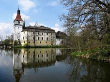 Schloss Blatná (Foto: Vlach Pavel, CC BY-SA 4.0)