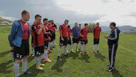 FC Roma, foto: presentación oficial de MFDF Jihlava