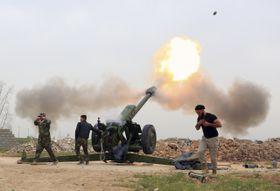 В Мосуле идут ожесточенные бои, Фото: ЧТК