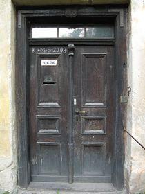 K+M+B на дверях (Фото: Juan de Vojníkov, CC BY-SA 3.0)