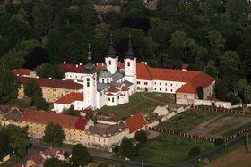 Klášter Doksany, foto: Archiv kláštera