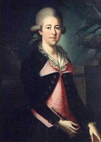 Marie Walburga, foto: www.zamek.kunin.cz