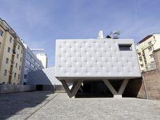 Extension of Prague's DOX art centre, photo: ČTK/Michaela Říhová