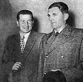 Карел Трукса и Ярослав Конвалинка