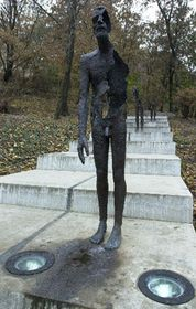 Prague monument to Communist victims, photo: CTK