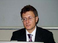 René Samek, ředitel divize podpory investic agentury Czechinvest, foto: Autor