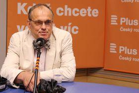 Libor Dostálek (Foto: Jana Trpišovská, Archiv des Tschechischen Rundfunks)