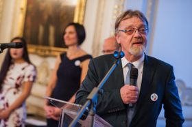 Stanislav Štech, photo: Štěpán Hon / Site officiel de l'ambassade de France à Prague