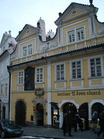 Дом Яна Неруды в пражском квартале Мала Страна (Фото: Яна Шустова, Радио Прага)