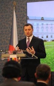 Vlad Filat, foto: ČTK