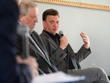 Karel Barták, photo: Khalil Baalbaki / Czech Radio