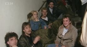 DDR-Flüchtlinge (Foto: ČT24)