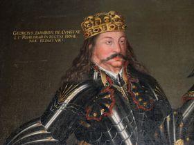 Jorge de Podiebrad, foto: public domain