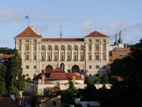 МИД ЧР, Фото: Daniel Baránek, Wikimedia Commons, License CC BY-SA 3.0 Unported